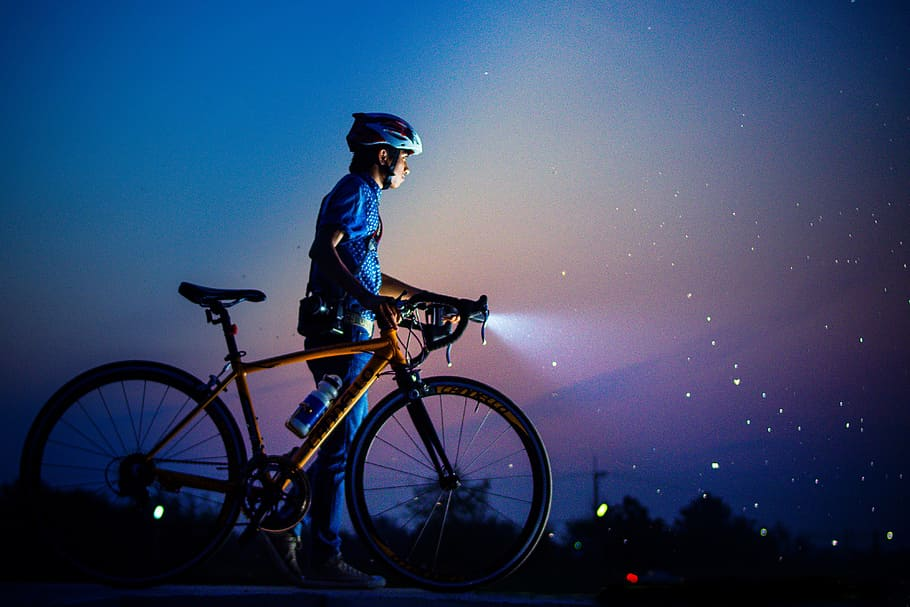 Bicycle Safety at Night