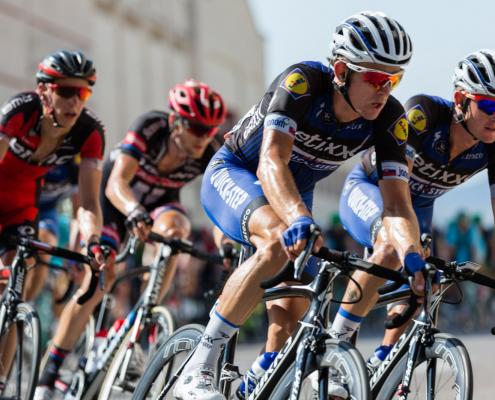 Bike Race Photography