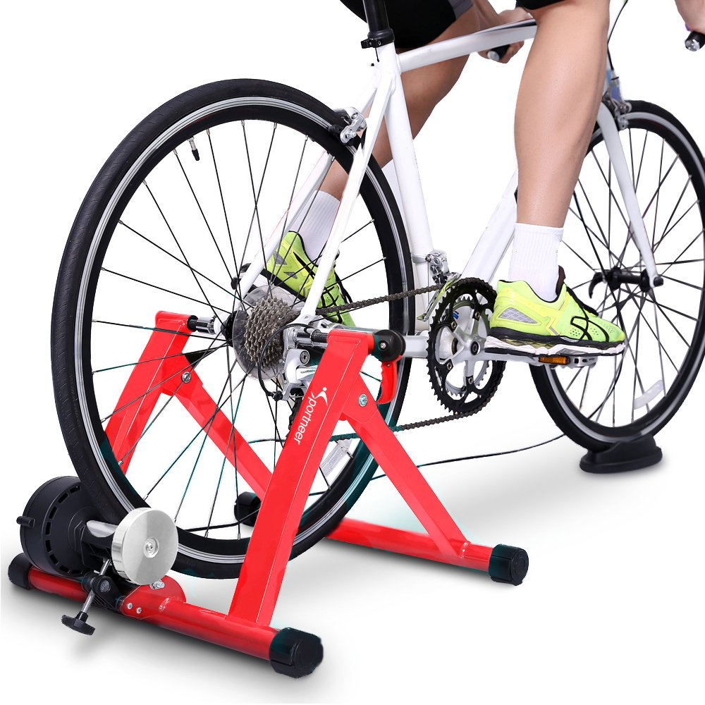 How to Convert a Bicycle to a Stationary Bike