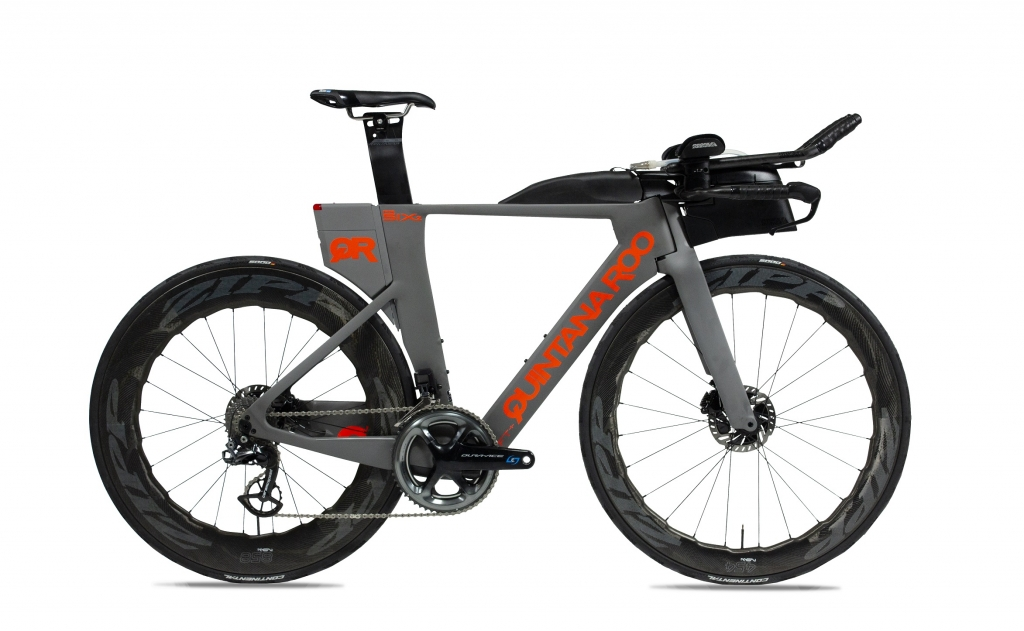 2021 Quintana Roo PRsix2 Triathlon Bike