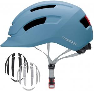 SLANIGIRO Adult-Youth Urban Bike Helmet