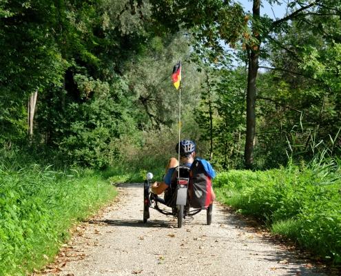 Benefits of Riding a Recumbent Bike