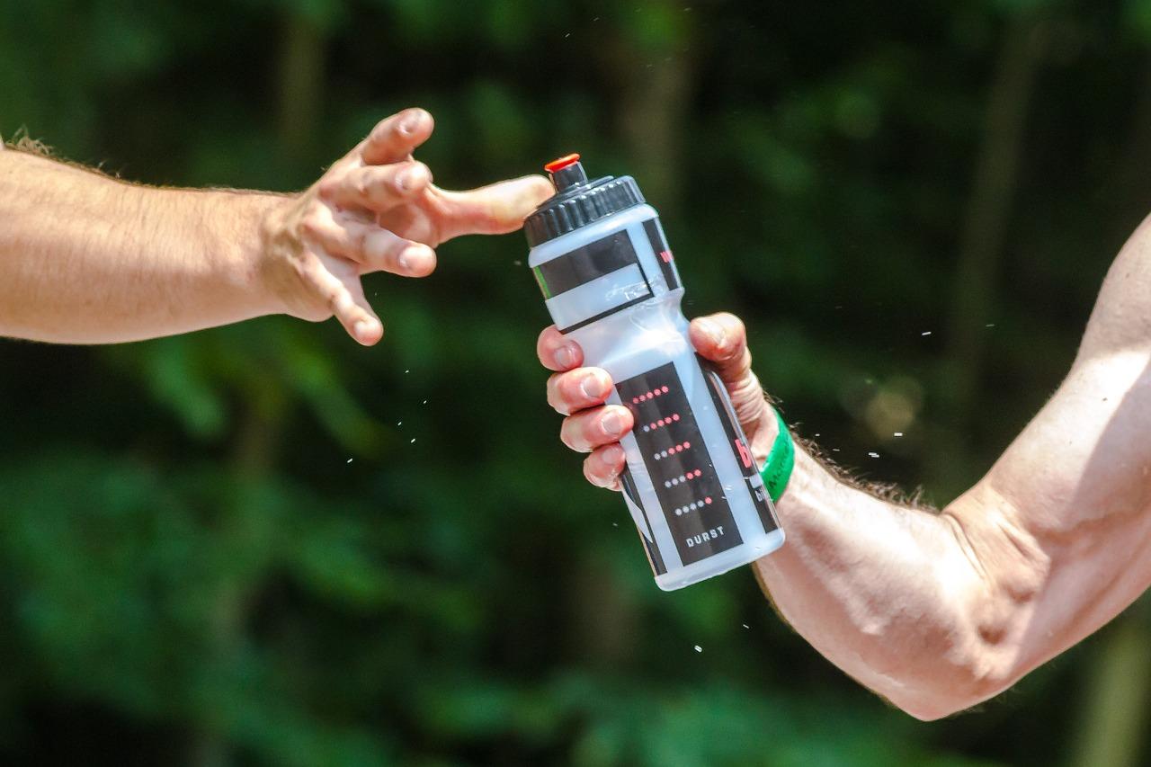 Bike Water Bottle Holder Installation