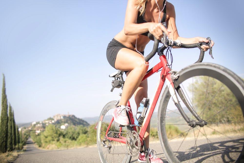 How Many Calories Do You Burn Biking a Mile?