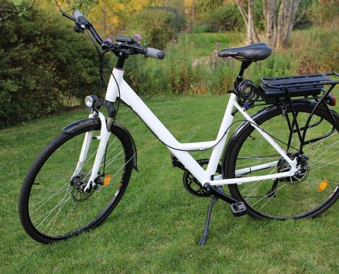 How to Turn Bicycle Into an Electric Bike