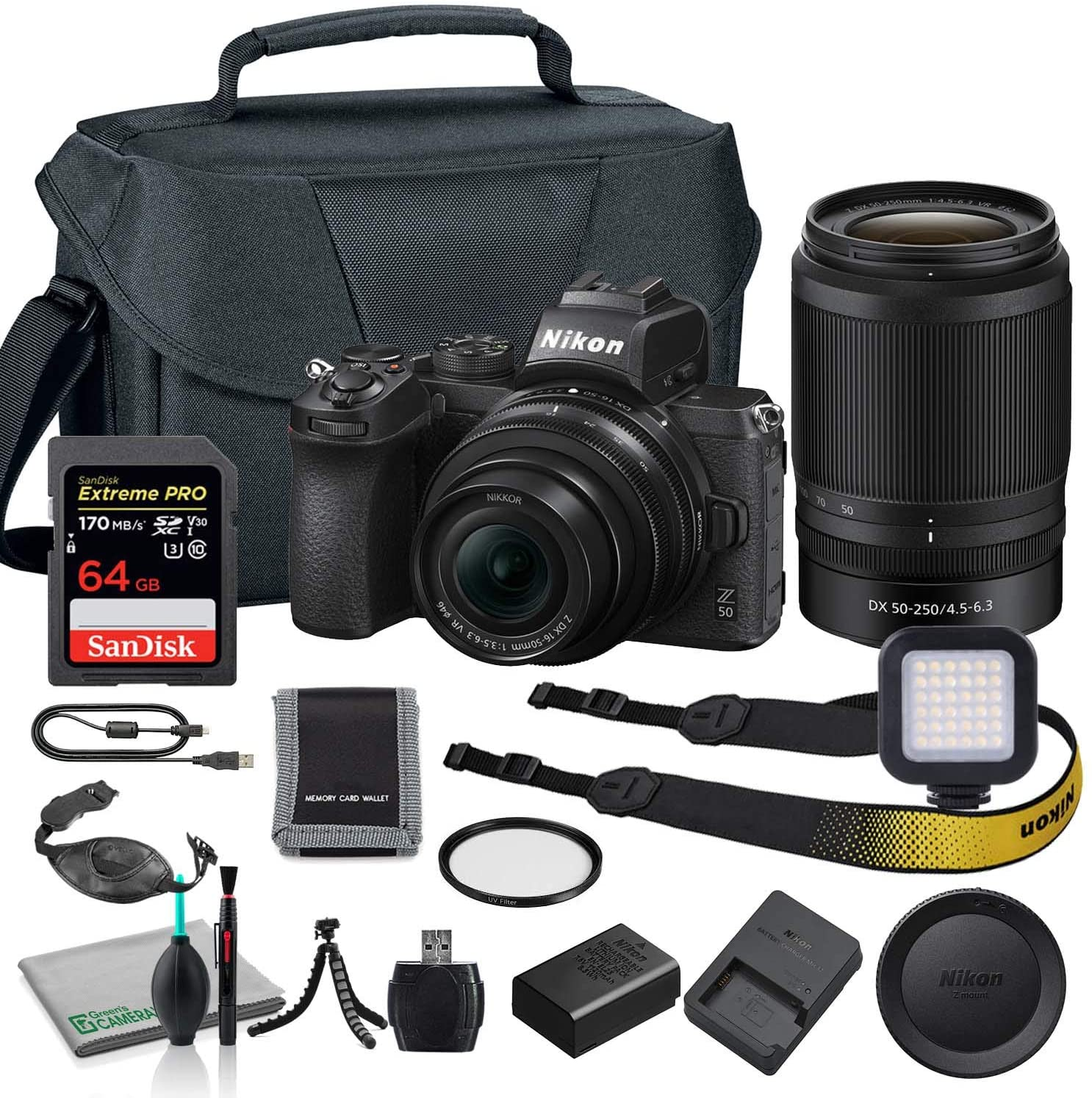 Nikon DSL Camera for Bike Photography
