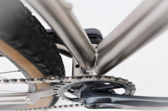 Titanium Bikes Gears