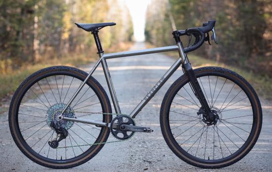 Titanium Bikes Overview